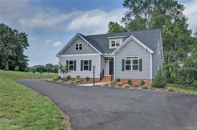 Goochland Single Family Home For Sale: 1299 Autumn Breeze Drive