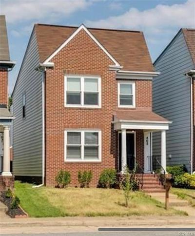 Richmond Rental For Rent: 402 Bethany Drive