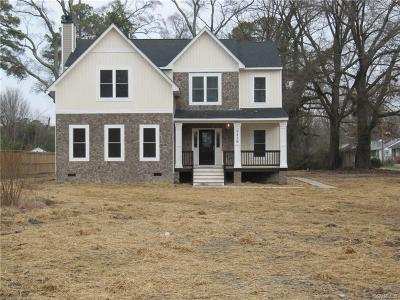 Henrico County Single Family Home For Sale: 2836 Dumbarton Road