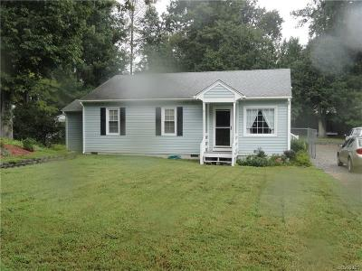 Chester Single Family Home For Sale: 3532 Castlebury Drive