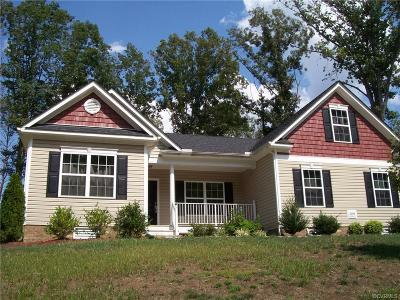 Hopewell Single Family Home For Sale: 4209 Cameron Road
