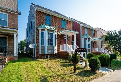 Richmond Single Family Home For Sale: 1314 Idlewood Avenue