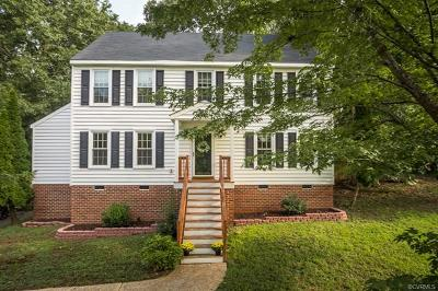 Chesterfield County Single Family Home For Sale: 3206 Ramsey Drive