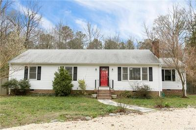 Hanover Single Family Home For Sale: 7413 River Road