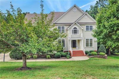 Chesterfield Single Family Home For Sale: 12244 Hampton Valley Terrace