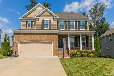 Mechanicsville Single Family Home For Sale: 8670 Oakham Drive
