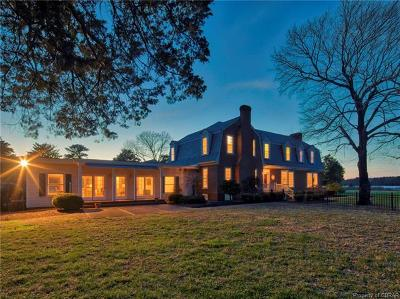 Single Family Home For Sale: 8331 Highview Drive