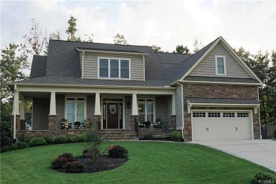 Midlothian Single Family Home For Sale: 3224 Canford Loop