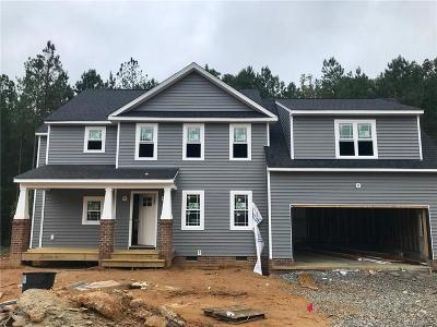 Chesterfield County Single Family Home For Sale: 5931 Autumnleaf Drive