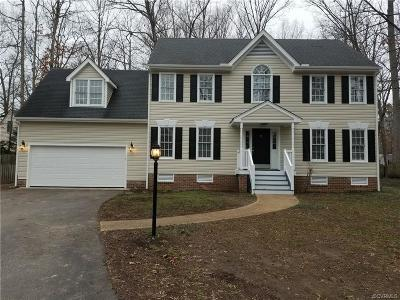 Chester Single Family Home For Sale: 4308 Stoney Creek Pky