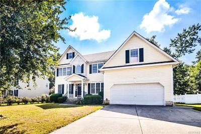 Henrico Single Family Home For Sale: 6431 Majestic Way