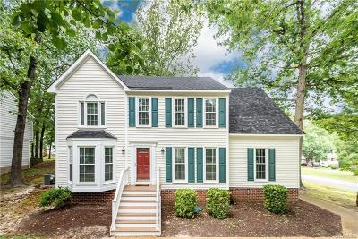 Chester Single Family Home For Sale: 11200 Arbor Green Drive