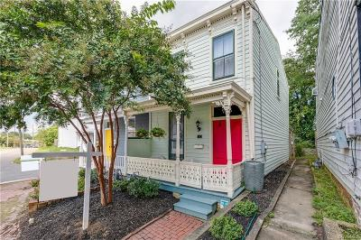 Richmond Single Family Home For Sale: 725 North 22nd Street