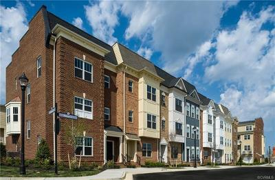 Henrico County Condo/Townhouse For Sale: 5417 Coopers Walk Lane #I-1