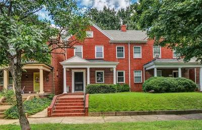 Richmond Single Family Home For Sale: 3118 West Grace Street