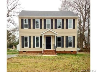 Henrico Single Family Home For Sale: 3789 Darbytown Place