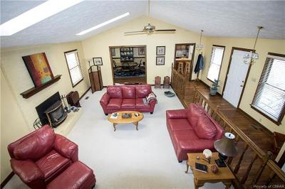 Single Family Home For Sale: 347 Wilton Coves Drive