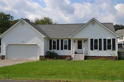 Mechanicsville Single Family Home For Sale: 7028 Snowshed Lane