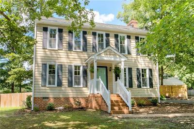 Henrico Single Family Home For Sale: 10918 Westek Drive