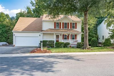 Chesterfield Single Family Home For Sale: 14949 Featherchase Drive