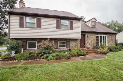 Chesterfield County Single Family Home For Sale: 4432 Cochise Trail