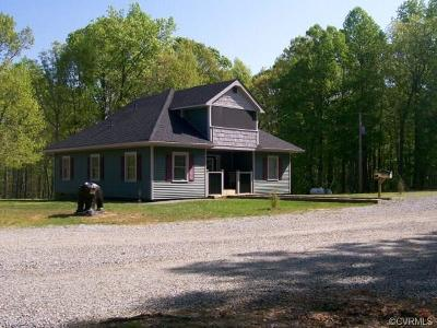 Single Family Home For Sale: 3505 Falls Road