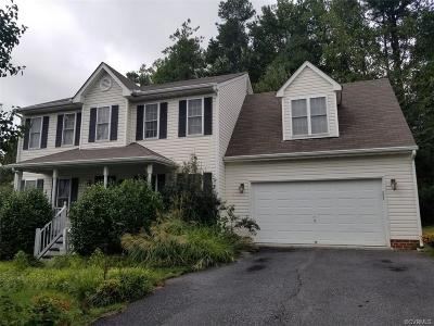 Chesterfield Single Family Home For Sale: 3706 Summers Trace Drive