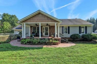 Goochland Single Family Home For Sale: 4005 West Chapel Drive