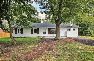 Richmond Single Family Home For Sale: 5930 Osoge Road