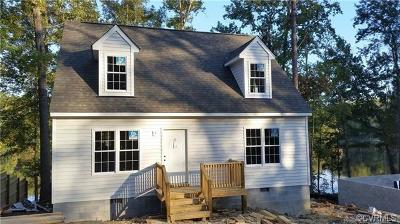 Single Family Home For Sale: 7136 Lakeshore Drive