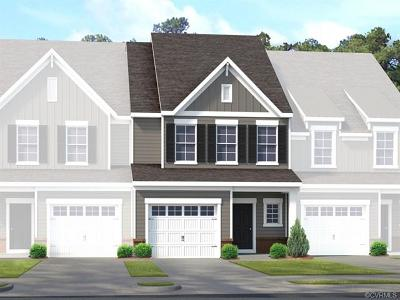 Chesterfield County Condo/Townhouse For Sale: 7037 Desert Candle Drive #2 I