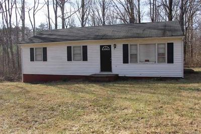 Powhatan County Single Family Home For Sale: 2335 Ridge Road