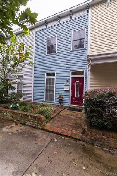 Richmond Single Family Home For Sale: 1507 Floyd Avenue