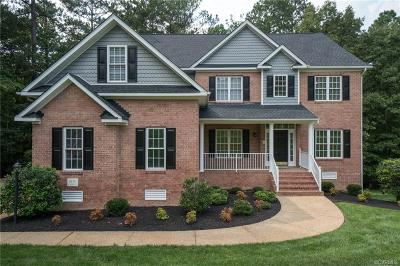 Chesterfield County Single Family Home For Sale: 8119 Braidstone Terrace