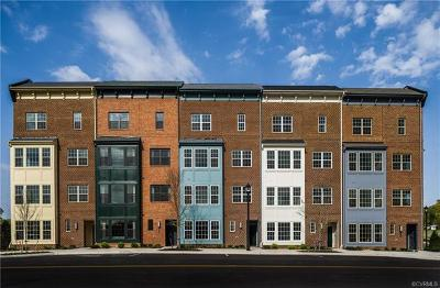 Henrico County Condo/Townhouse For Sale: 2022 West Libbie Lake #5C