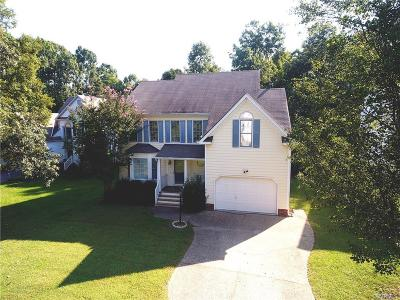 Henrico County Rental For Rent: 12480 Grace Hill Lane
