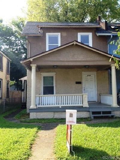 Richmond Rental For Rent: 3125 5th Avenue