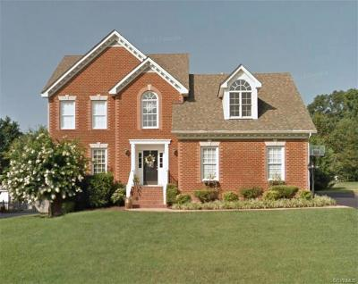 Glen Allen Single Family Home For Sale: 5855 Shady Hills Way