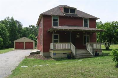 North Chesterfield VA Single Family Home For Sale: $274,900