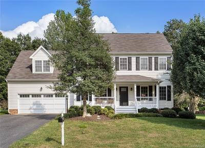 Hanover County Single Family Home For Sale: 8254 Trudi Place