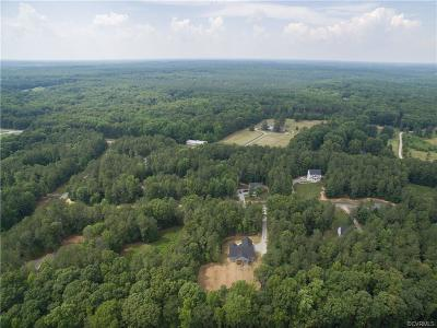 Powhatan County Residential Lots & Land For Sale: 3472 Olivia Lane