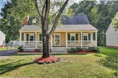 Chesterfield County Single Family Home For Sale: 7612 Cotfield Road