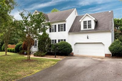 Henrico County Single Family Home For Sale: 12210 Timbercross Place