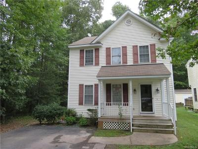 Henrico County Rental For Rent: 5413 Edgefield Street