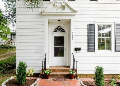 Richmond Single Family Home For Sale: 4005 Dunston Avenue