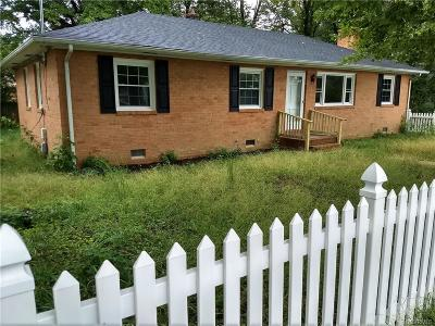 Ashland Single Family Home For Sale: 202 Randolph Street