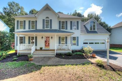 Chesterfield Single Family Home For Sale: 14515 Houghton Street