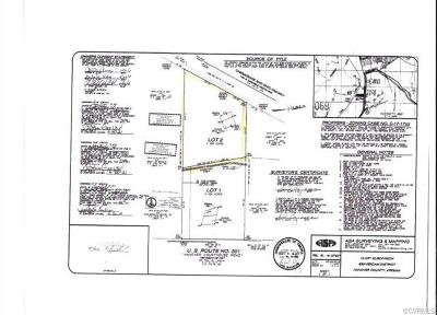 Hanover County Residential Lots & Land For Sale: 00 Hanover Courthouse Road