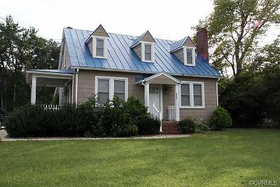 Richmond Single Family Home For Sale: 5221 Snead Road