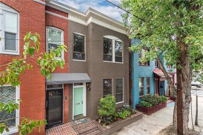 Richmond Single Family Home For Sale: 32 North Lombardy Street